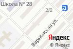 Схема проезда до компании Телевидеосервис в Одессе