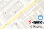 Схема проезда до компании МикС в Одессе