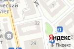 Схема проезда до компании 4ek.com.ua в Одессе