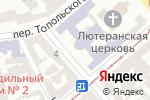 Схема проезда до компании Торгово-полиграфический центр в Одессе