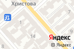 Схема проезда до компании Контакт-92 в Одессе