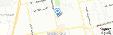 Медея на карте Одессы