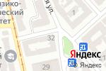 Схема проезда до компании Citycase.com.ua в Одессе