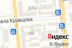 Схема проезда до компании Родильный дом №4 в Одессе
