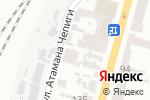 Схема проезда до компании Авто-Европа+ в Одессе