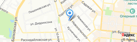 Гран-прі на карте Одессы