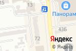 Схема проезда до компании Цветочный дворик в Одессе