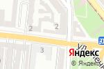 Схема проезда до компании Антик, ЧП в Одессе