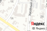 Схема проезда до компании Будівельне, ТОВ в Одессе