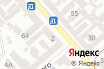 Схема проезда до компании Милые штучки в Одессе