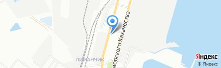 МБК-Галион ЧП на карте Одессы
