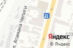 Схема проезда до компании Цветочный магазин в Одессе