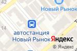 Схема проезда до компании Служба доставки шаурмы в Одессе