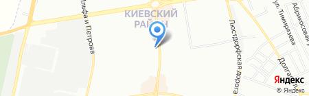 Социальная сеть здоровья на карте Одессы