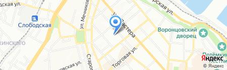 LanTec на карте Одессы