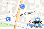 Схема проезда до компании KomTech в Одессе