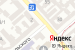 Схема проезда до компании A.I. Центр в Одессе