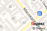 Схема проезда до компании Ікар, ТОВ в Одессе