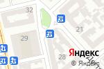 Схема проезда до компании Цифровой Мир в Одессе