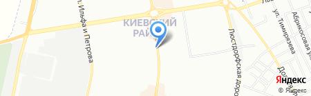 ЭкоАптека на карте Одессы