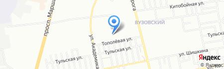 Vivasan-Одесса на карте Одессы