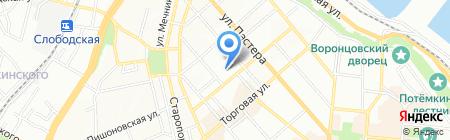 Строй Маркет на карте Одессы