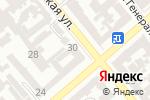 Схема проезда до компании Зоочудо в Одессе