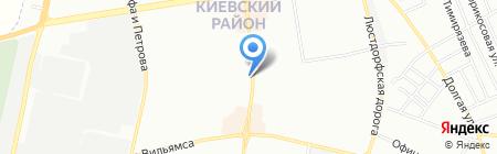 Меркурий ПО на карте Одессы