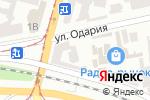 Схема проезда до компании Respect в Одессе