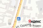 Схема проезда до компании Bistro Pizza в Одессе