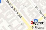 Схема проезда до компании Теплый Дом в Одессе