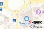 Схема проезда до компании Финод в Одессе