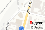 Схема проезда до компании T & T-сервис в Одессе