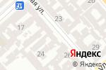 Схема проезда до компании LanTec в Одессе