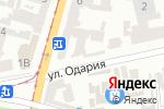 Схема проезда до компании Apple в Одессе