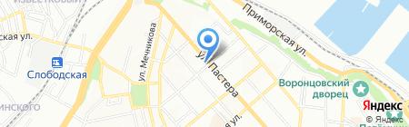 Аптека оптимальных предложений на карте Одессы
