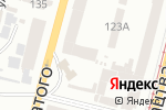 Схема проезда до компании Электро-Сити в Одессе