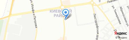 Sabra на карте Одессы