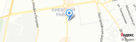 Veritas на карте Одессы