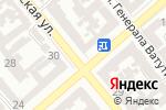 Схема проезда до компании Ін-Тайм в Одессе