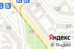 Схема проезда до компании Persona в Одессе