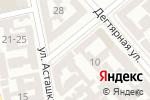 Схема проезда до компании Одесса-М в Одессе