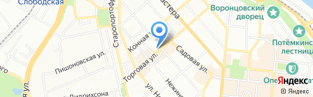 Мир Техники на карте Одессы