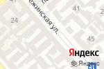 Схема проезда до компании Рамс, ЧП в Одессе