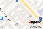 Схема проезда до компании Аланис в Одессе