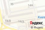 Схема проезда до компании КБ АкордБанк, ПуАТ в Одессе