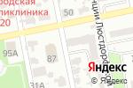 Схема проезда до компании Одесская Академия бокса им. Г.С. Михневского в Одессе