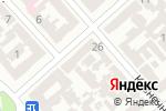 Схема проезда до компании A-Service в Одессе