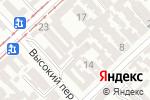 Схема проезда до компании Lainer.com.ua в Одессе