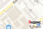 Схема проезда до компании Офисный мир в Одессе